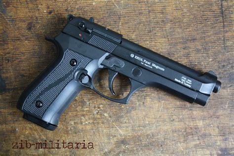 Ekol Firat Magnum, 9mm P.a.k., Blank Firing Pistol Pepper 92f