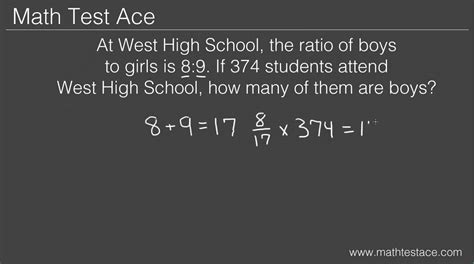 solve ratio word problems youtube