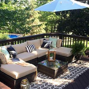 Diy Deck Furniture Ideas ARCHDSGN