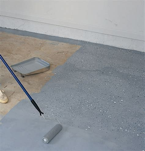 EPOXYSHIELD Garage Floor