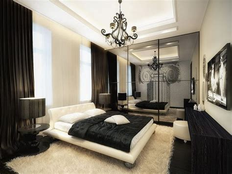A Simple, Modern Apartment In Moscow : Modern Art Deco Moscow Apartment