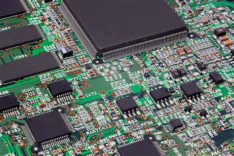 Printed Circuit Board Assembly Services Circuits Inc