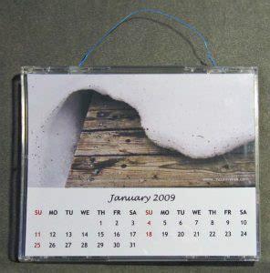 cd case calendar craftmeister mcuniverse