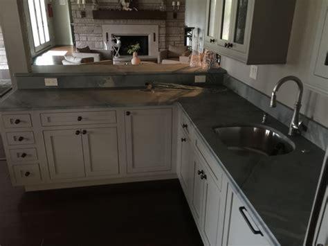 Honed Granite Countertops for Kitchen   Hesano Brothers
