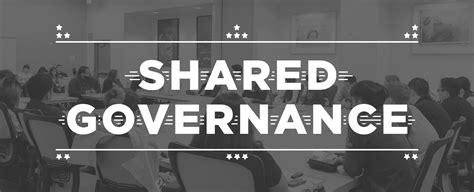 shared governance students