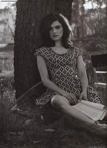 Rachel Weisz Vogue Gardener Reading Fleming Italian