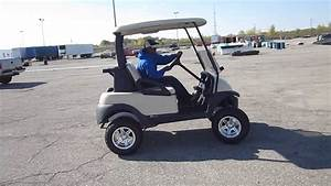 2008 Club Car Precedent  Gas Powered Golf Cart
