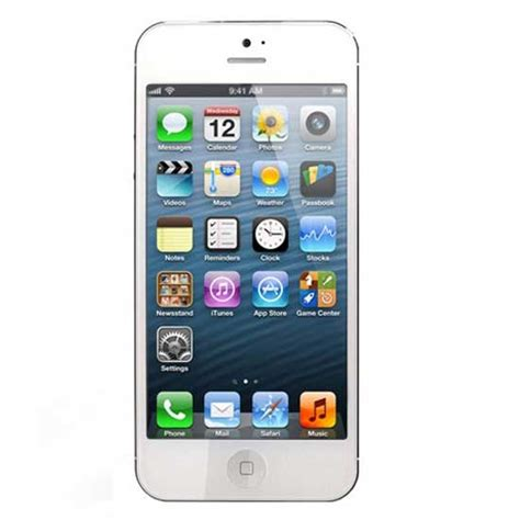 apple iphone 5 used phone for verizon wireless md634ll a