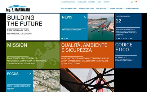 Ing Mantovani by Mantovani Q Web Web Agency Venezia