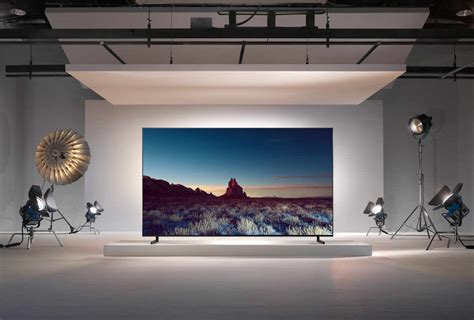 Fernseher 85 Zoll by Samsung Zeigt Auf Der Ifa 2018 Neue 8k Qled Zu Preisen Ab
