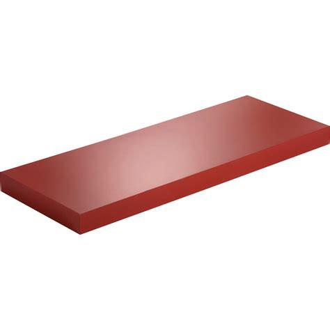 Etagère Murale Rougerouge N°3 Spaceo, L 60 X P 235 Cm Ep