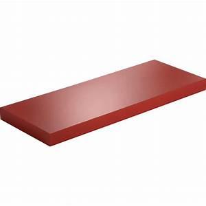 Etagere Murale Rouge : etagere murale 60 x 30 ~ Teatrodelosmanantiales.com Idées de Décoration