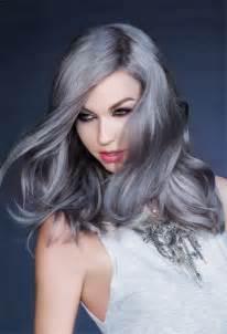 Silver Metallic Kenra Hair Color