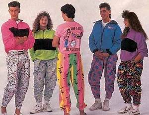 90s Fashion - Clothes worn in the 1990s