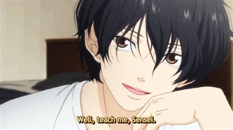 bedhead anime and teaching on