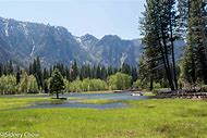 Yosemite National Park Waterfalls