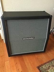 Acoustic Lead G412a 4x12 120 Watt 8 Ohm Speaker Cabinet