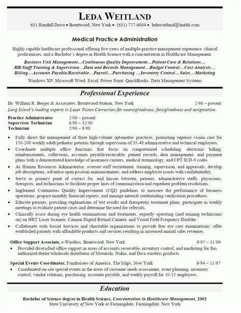 office manager resume objective exles template design