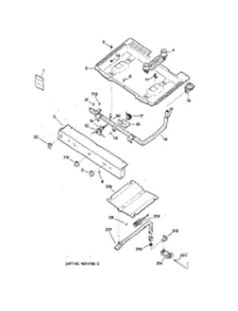 parts  ge jgbcweaww range appliancepartsproscom