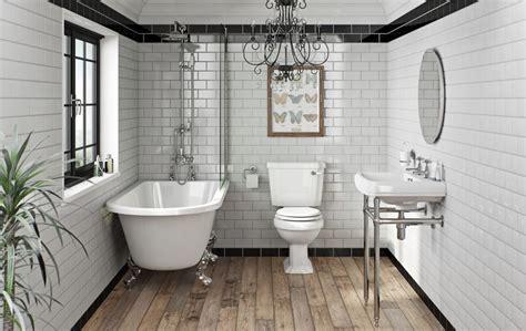 create  perfect victorian bathroom