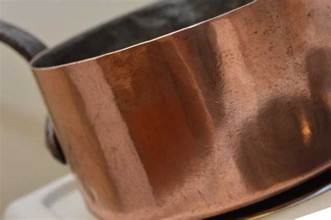 clean  polishing copper cookware foodal