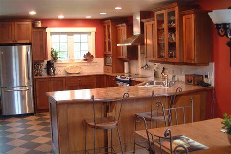 Homeofficedecoration  Open Country Kitchen Designs