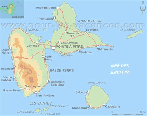 chambres d hotes guadeloupe antilles guadeloupe chambres d 39 hotes carte des chambres