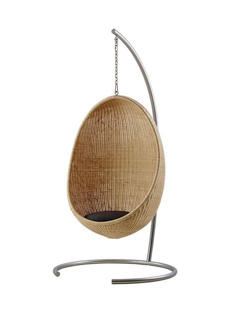 fauteuil œuf nanna jorgen ditzel outdoor