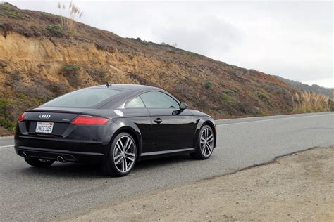 The New 2016 Tt Coupe Is Actually A