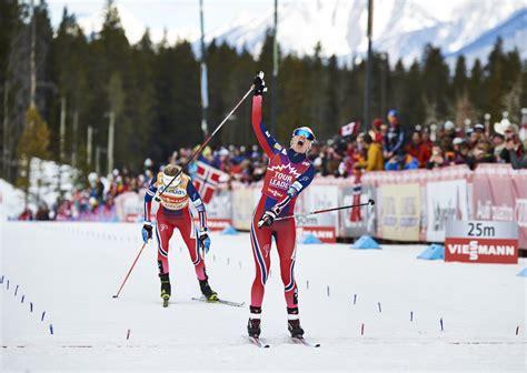 coupe du monde de ski de fond le calendrier de la coupe du monde de ski de fond 2017
