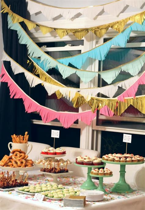 diy to try party d 233 cor streamers fringes and graduation