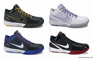 Nike Zoom Kobe Iv - New Colorways