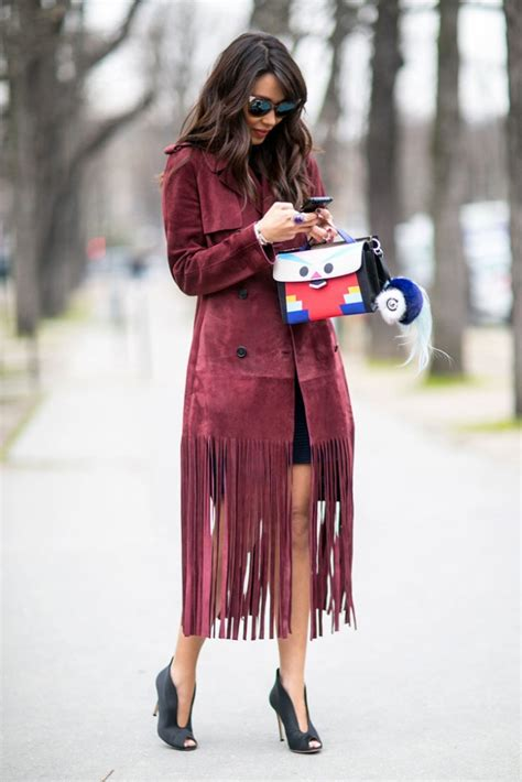 fall outfit ideas  burgundy color  wear
