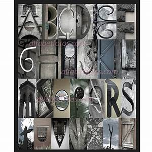items similar to alphabet letters photography home decor With home wall art letters