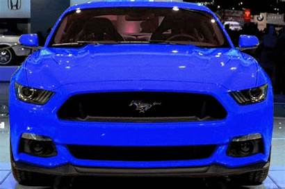 Mustang Ford Paint Gt Cars Candy Daily