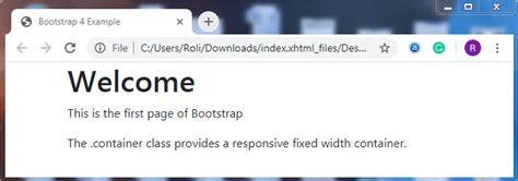 bootstrap  tutorial tutorial