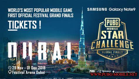 pubg mobile star challenge global  final circle
