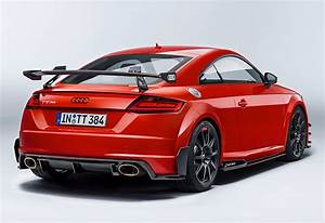 Audi Tt Rs 2018 : 2018 audi tt rs coupe performance parts specifications photo price information rating ~ Medecine-chirurgie-esthetiques.com Avis de Voitures