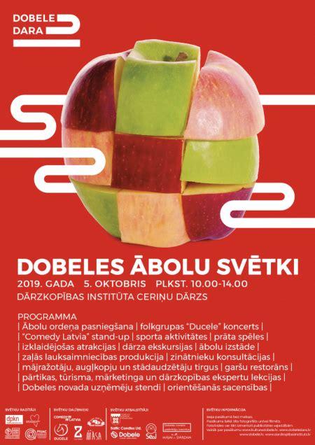 5. oktobrī - tradicionālie ražas svētki Dobelē - Ābolu ...