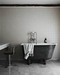 emejing decoration salle de bain noir et blanc gallery With salle de bain moderne noir et blanc