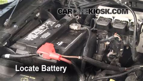 battery replacement   lincoln navigator