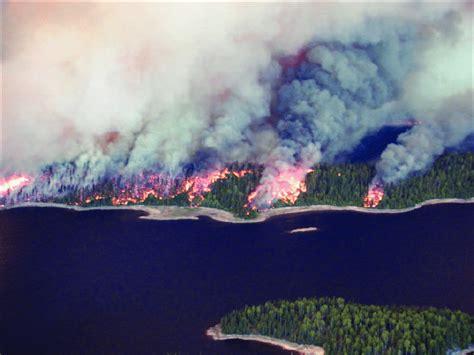 Ontario Canada Fire