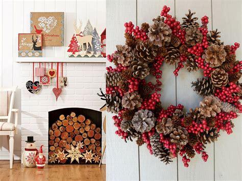 50 Idées Décorations De Noël Style Scandinave