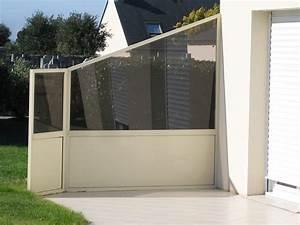 rideau coupe vent pour terrasse dootdadoocom idees de With voilage exterieur pour terrasse 0 brise vue retractable sur mesure
