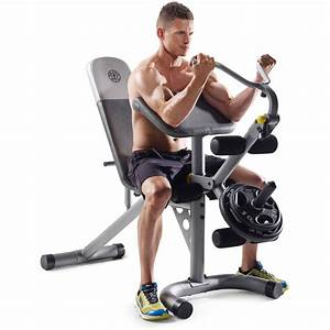 Home Fitness Exercise Gym Equipment Machine Total Body ...