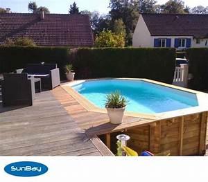 1000 idees sur le theme piscine bois enterree sur With terrasse piscine semi enterree 2 piscine exterieur 90 photos et idees inspirantes