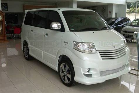 Suzuki Apv Luxury Photo by Dijual Mobil Bekas Jakarta Selatan Suzuki Apv 2014