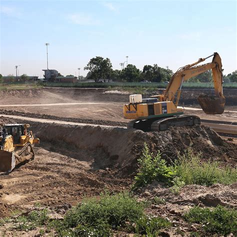 highline canal remediation phase  earth services