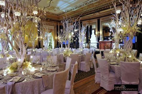 winter wonderland wedding reception decorations la di events blog la di real wedding dorsae and lewis