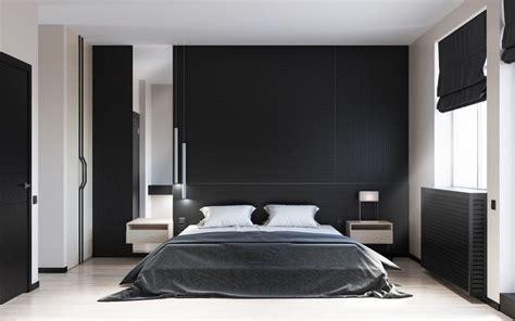 Deco Chambre Lit Noir D 233 Co Noir Et Blanc Chambre 224 Coucher 25 Exemples 233 L 233 Gants